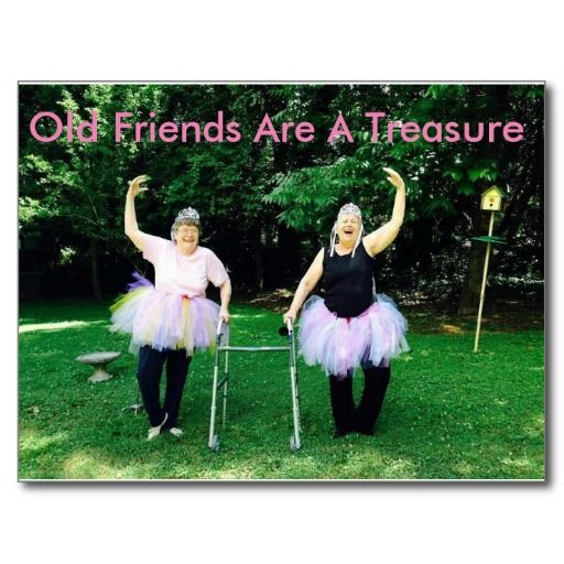 Your friends will enjoy a set of these postcards!  have a tutu party!