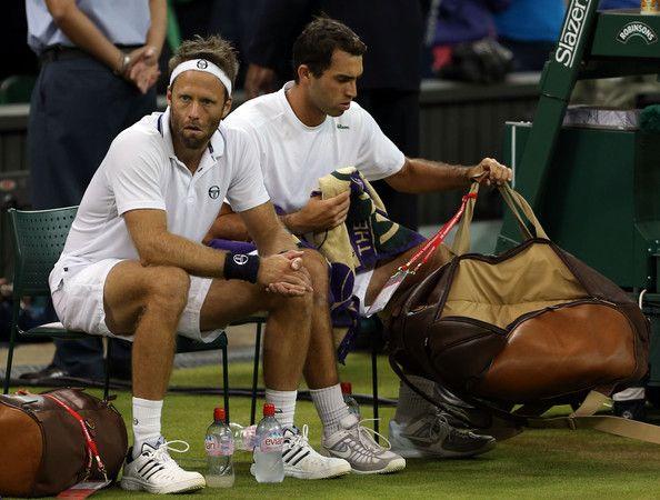 Horia Tecau Photos: The Championships - Wimbledon 2012: Day Twelve