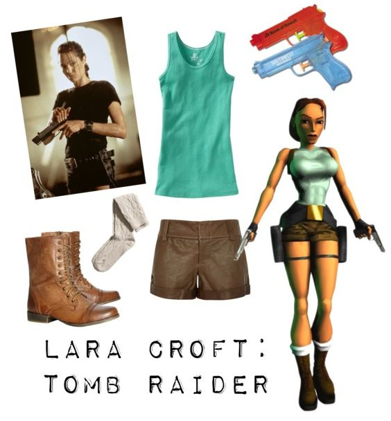 Tomb Raider Costume: 128 Best Happy Holidays Images On Pinterest
