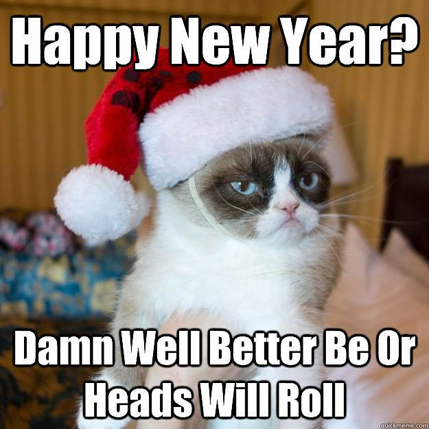 Image result for happy new year cute animal memes