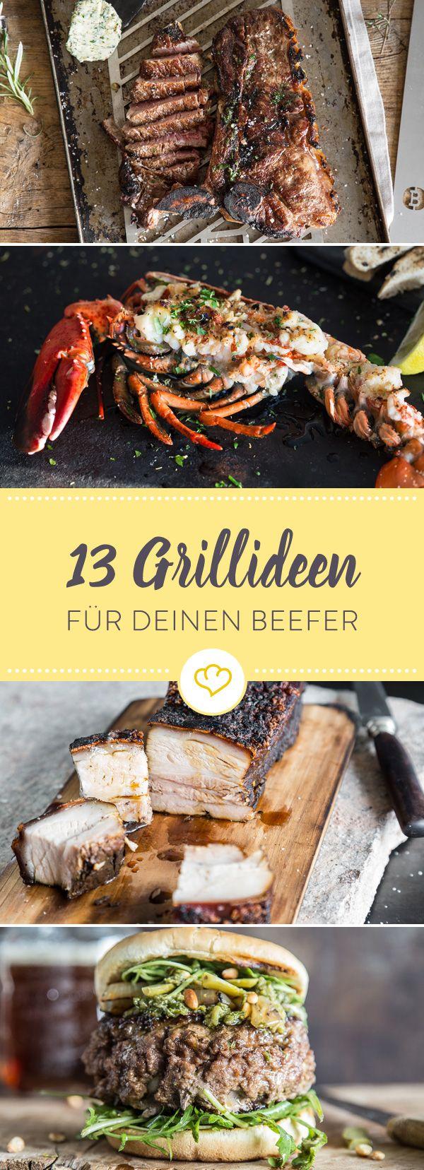 Der Beefer ist Kult: Die Grillmaschine röstet Ihnen Ihr Steak bei sagenhaften 800 °C Oberhitze. Frische Rezepte gibt's im Springlane Magazin.