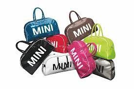 MINI Cooper BIG Duffle Bag #minicooper #accessories