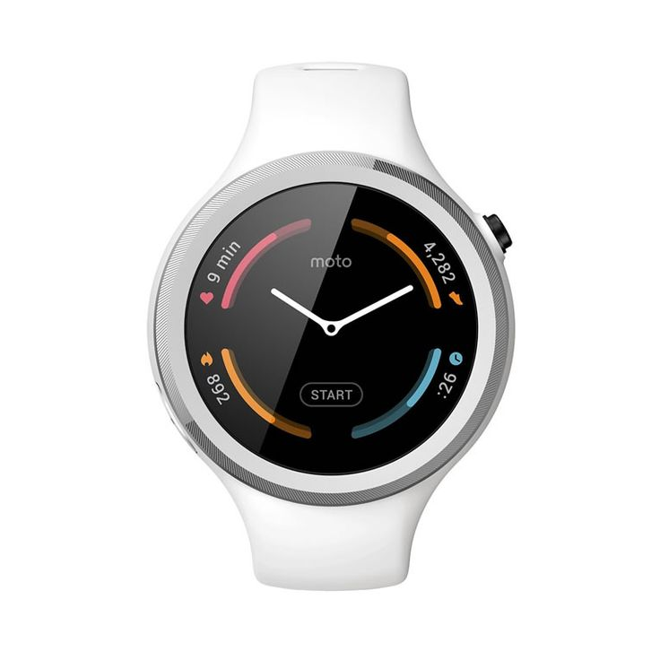Motorola Moto 360 Sport Is The Ultimate Workout Buddy On Steroids -  #fitness #health #watch