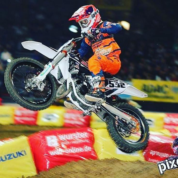 @constipiller  Good second night with a third place in the final. Second now in the SX 3 Cup Standings with as many points as the leader.  #sxstuttgart  #@ktm_official #ktm #85sx  @flyracingusa #flyracing  @spyoptic #spyoptics  @zupin_motosport #zupinsupportedriders  @backyarddesign #bydteam  @motorex_powersports #motorex  @wp_suspension #wpsuspension @twin_air #twinair  @odigrips #odigrips  #mefomousse #flyracing #spyoptic