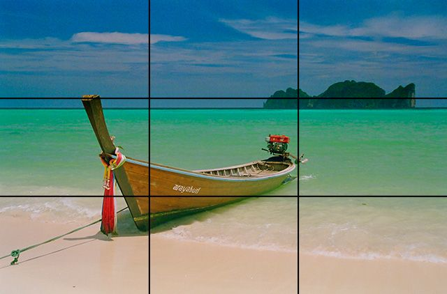 Tips for Taking Great Photos: Rule of Thirds & Angle of View