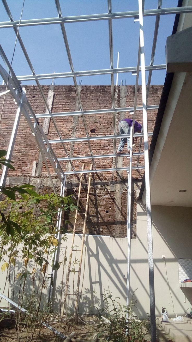 Pin oleh tri agung di atap Kanopi, Atap