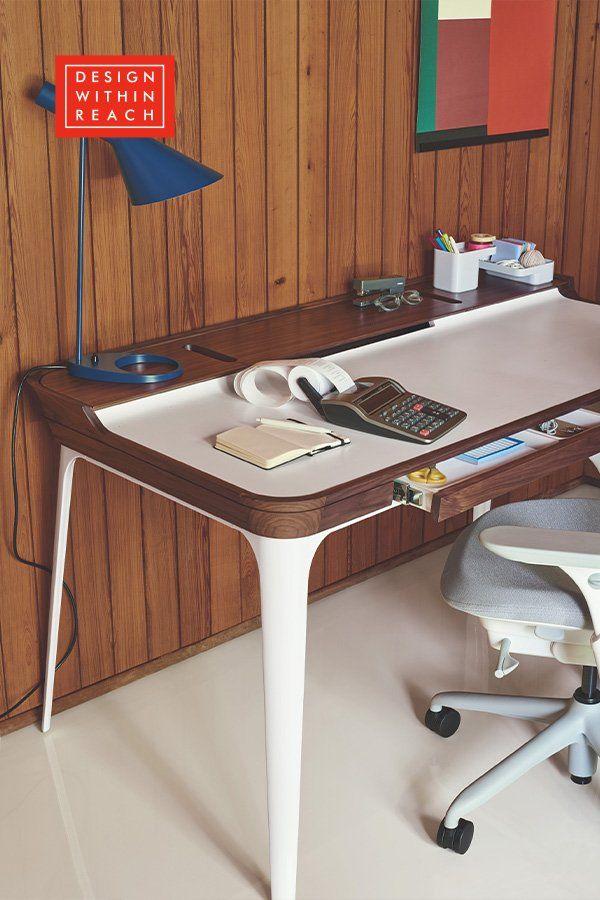 Airia Desk Design Within Reach Desk Design Desk Furniture Cool Furniture