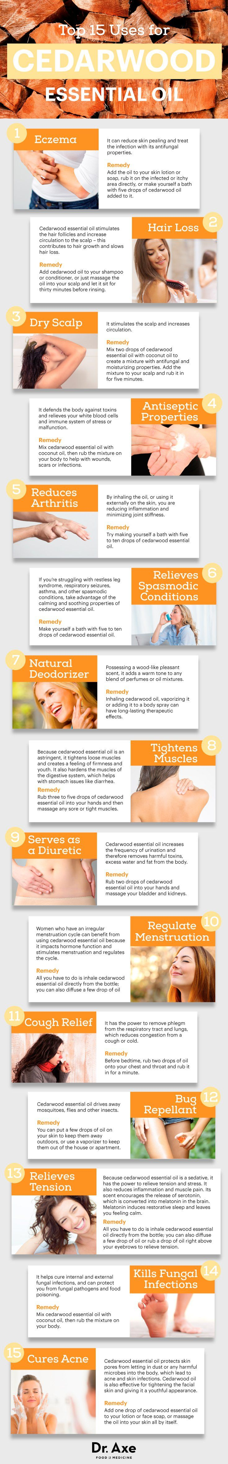 15  uses for cedarwood essential oil and the common benefits of cedarwood essential oil