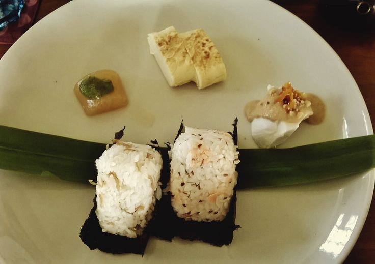 Always miss Japanese food! Amazing dish @ Doji in Canggu, Bali