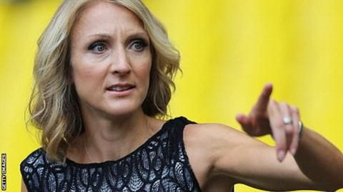 Russian doping: Paula Radcliffe backs prize money petition