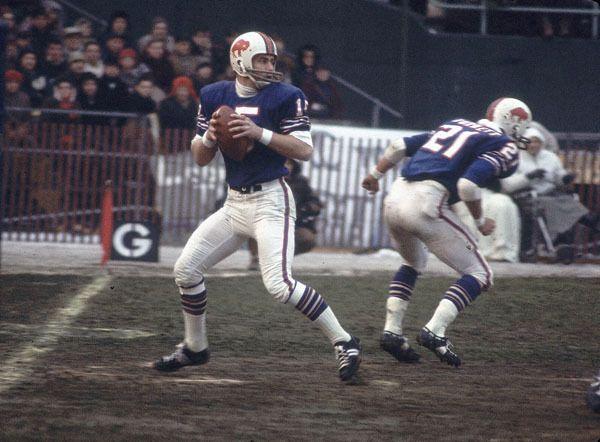 Jack Kemp, Buffalo Bills