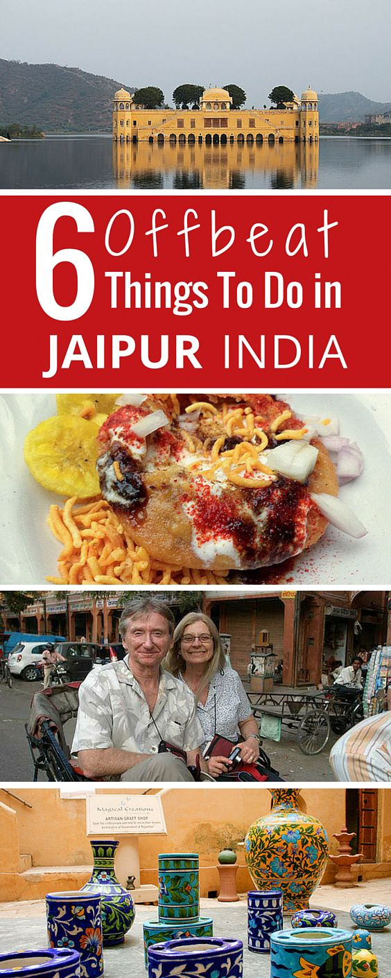 6 Offbeat Things To Do In Jaipur, Rajasthan, India