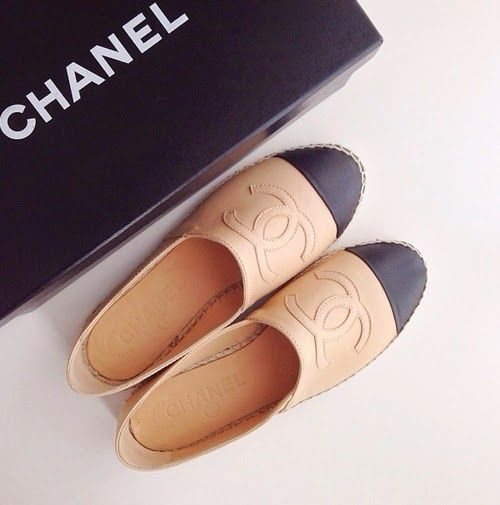 Get Chanel Espadrilles at a Low Price Today!