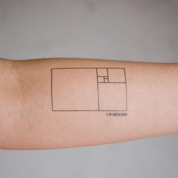 Attractively Angular Geometric Tattoos (75 pics) - Izismile.com