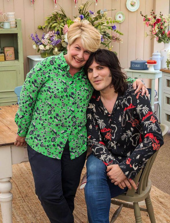 Great British Bake Off: This is why Sandi Toksvig and Prue Leith WON'T be watching - http://buzznews.co.uk/great-british-bake-off-this-is-why-sandi-toksvig-and-prue-leith-wont-be-watching -