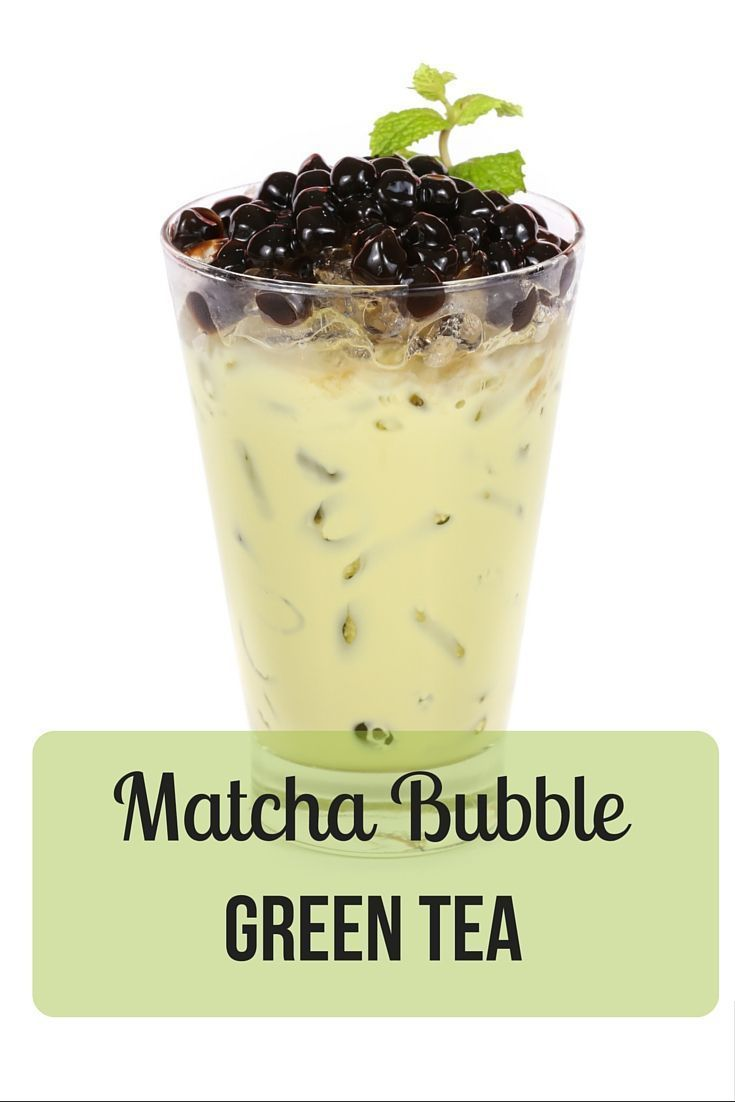 about Matcha Drink Recipes on Pinterest | Bubble tea, Matcha green tea ...