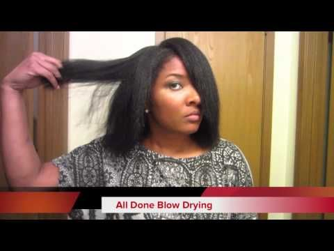 Wen Hair Care Tutorial (Cleansing Conditioner & Heat Protector Only)