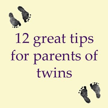 All so true! ESPECIALLY having twins is different then having singletons. Get
