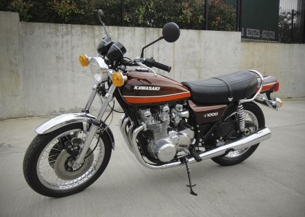 Classic 1978 Z1000 A1 | Classified Adverts | Classic Bikes for Sale