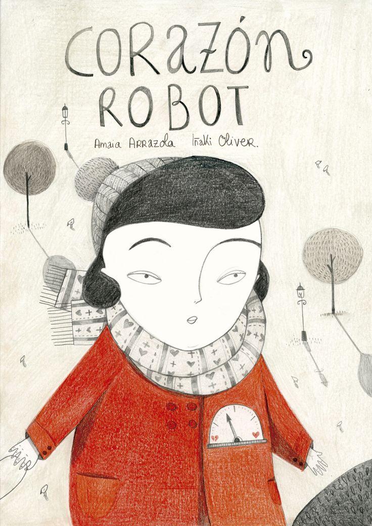 Un libro escrito por Iñaki Oliver e ilustrado por Amaia Arrazola.