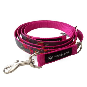 Nylon Leash Bloom, £24, now featured on Fab.