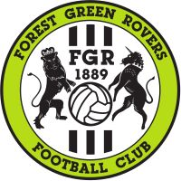 1889, Forest Green Rovers F.C. (Nailsworth, Gloucestershire, England) #ForestGreenRoversFC #England (L13396)
