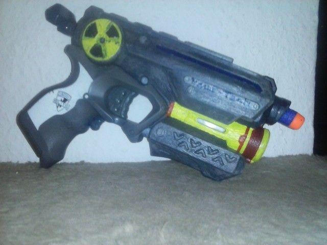 Nerf-Firestrike  Fallout-paintjob
