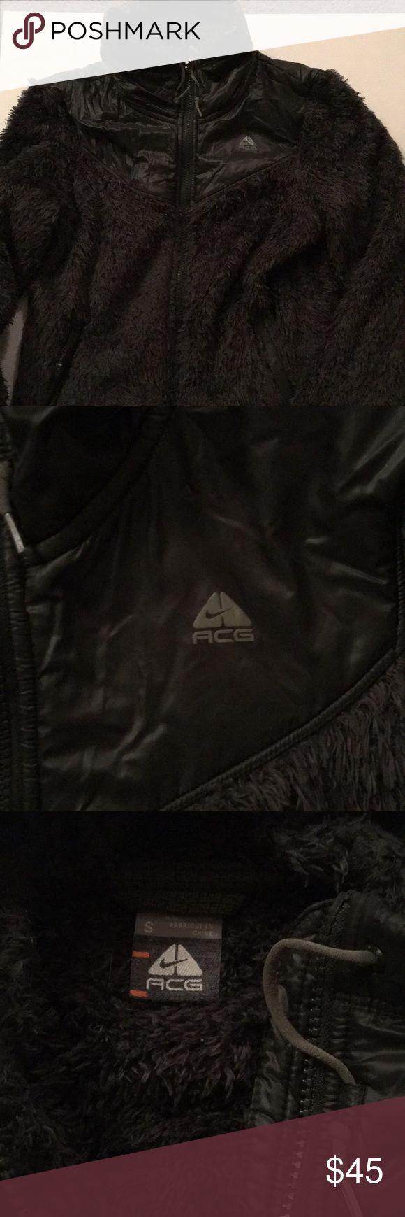 Fleece Nike ACG jacket Nike ACG fleece jacket. Size small. Worn only a few times. Nike ACG Jackets & Coats