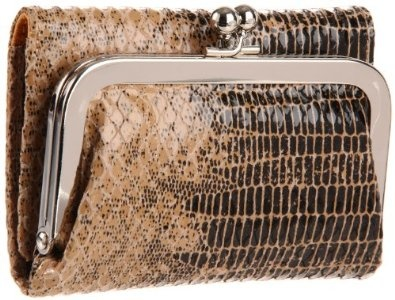 #Purse for mother's day gift ideas  HOBO Robin Framed French Purse  Color: Exotic Crackle  $37.66