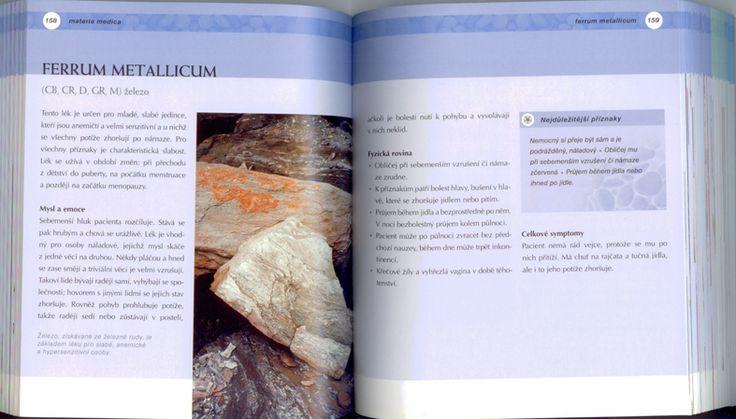 Ukázka z knihy Homeopatie od A do Z