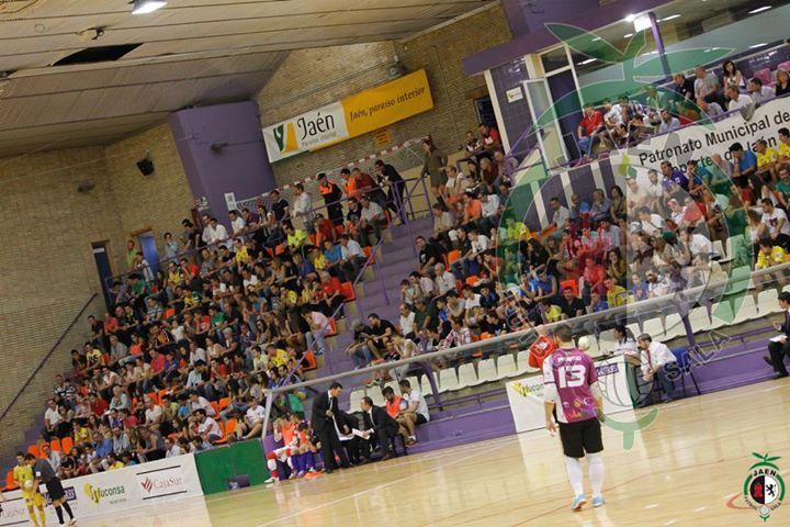Los partidos del Jaén FS contra Movistar Inter y ElPozo Murcia, gratis para los socios