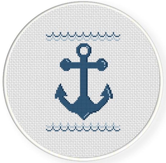 FREE for July 15th 2014 Only - Ahoy Cross Stitch Pattern