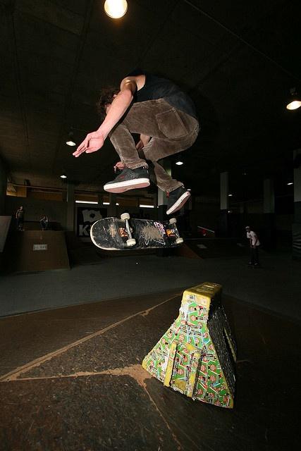 Kelvin Kotze nollie backside flip.  http://www.this-is-illegal.com/1/post/2013/03/rip-pavillion-park.html