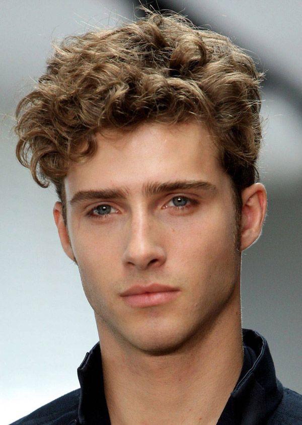 Haircuts For Long Curly Hair Men Short Look Elegant
