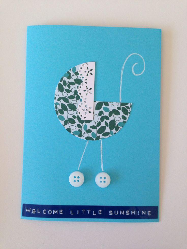 Karten Selber Basteln Geburt :  geburt rund ums selber basteln karten basteln grußkarten