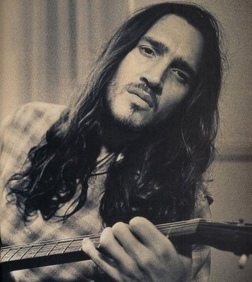 John Frusciante. This photo makes my teeth sweat.