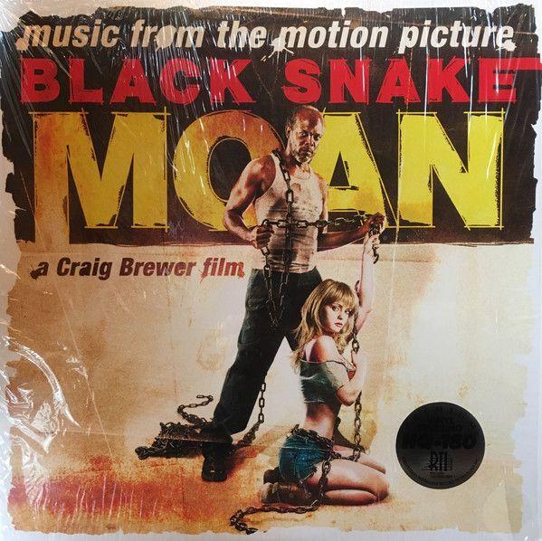 "Various ""Black Snake Moan"" 2007"