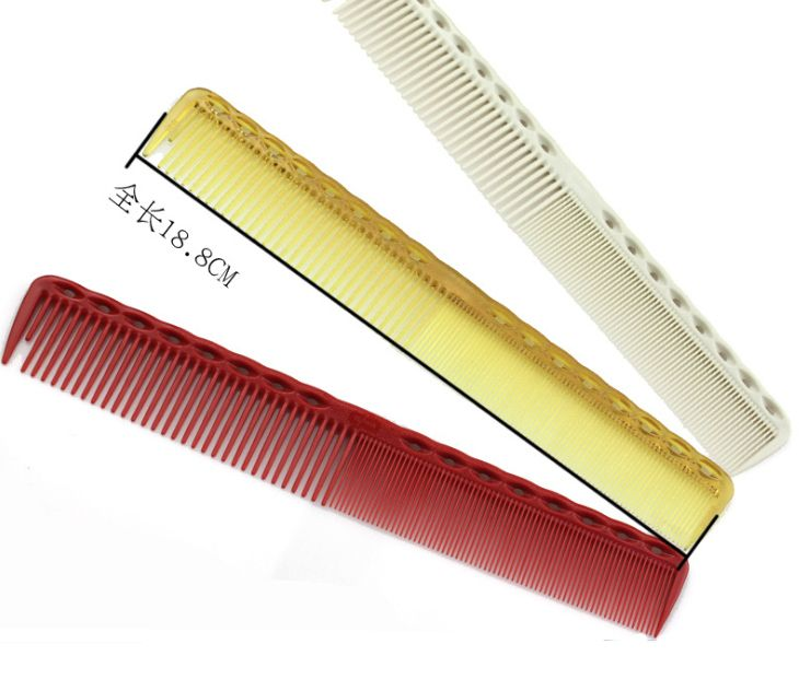 10 pcsWholesale Super quality Hair Comb Barbers dressing Salon Families Stylist Styling anti-static High Temperature Combs YS336