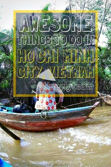 Awesome Things to Do in Ho Chi Minh City, Vietnam.  Ho Chi Minh City is the biggest city in Vietnam, also known as Saigon until 1975. It was changed when the South lost against the North. Despite of the name changing, a lot of locals still prefer to call it Saigon.