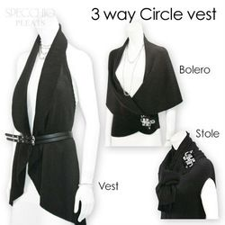 Three-way Circle Vest Halter Neck Black Maternity Womens Pleated Vest Ladies Office Wear Winter - Buy Ladies Office Wear Winter Product on Alibaba.com