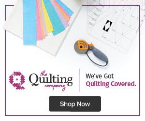 Spend $50, Get $10! Shop The Quilting Company and Save!