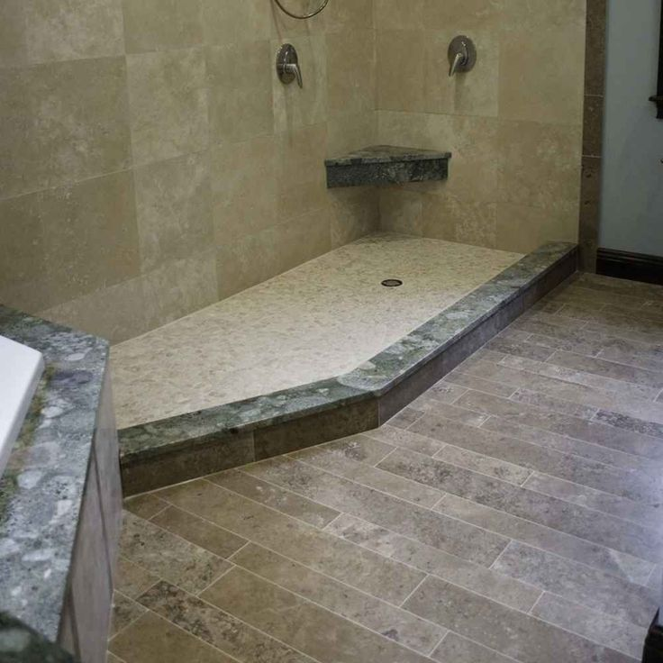Wood Grain Ceramic Tile For Bathroom Flooring