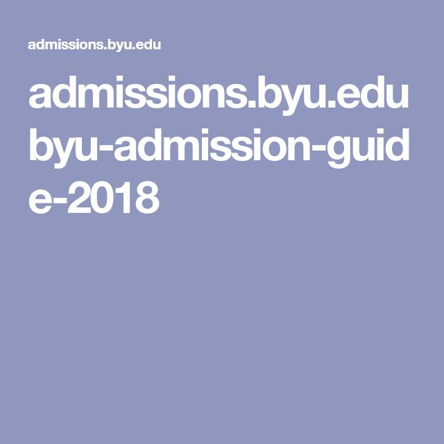 Best 25+ Byu admissions ideas on Pinterest Education college