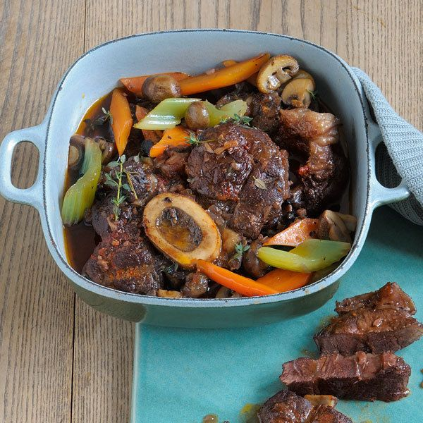 The Best GU Recipes with Quality Guarantee: Braised Leg Slice | Glutenfre …  – eat | Einfache Rezepte ;)