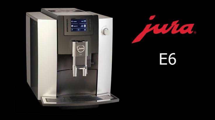 Introducing Jura's latest luxury coffee machines Read more:  http://www.solino.gr/wordpress/introducing-juras-latest-luxury-coffee-machines/