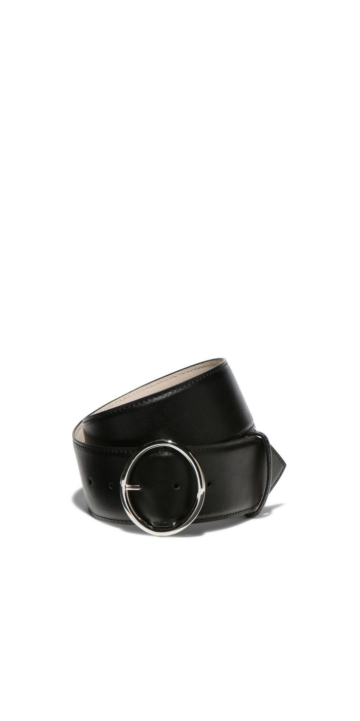 Accessories | Oval Buckle Belt