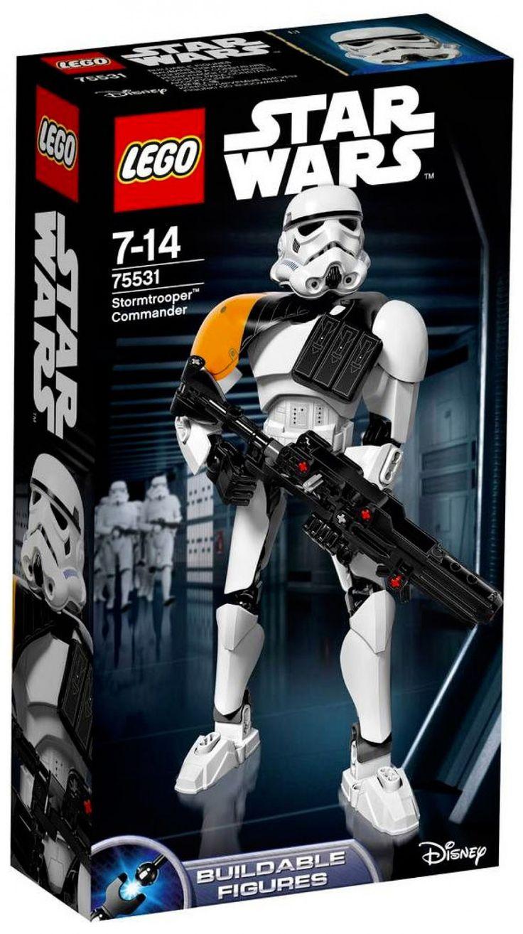 LEGO Star Wars 75531 : Commandant Stormtrooper - Juin 2017