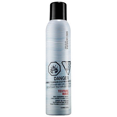 Texture Wave Dry Finishing Spray - shu uemura | Sephora