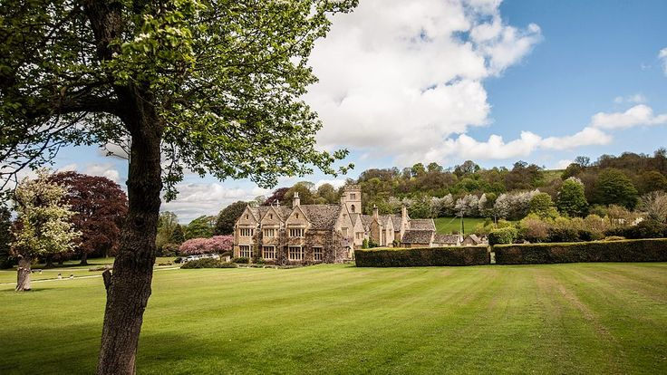 The Charming Buckland Manor Is A Pure Definition Of Style