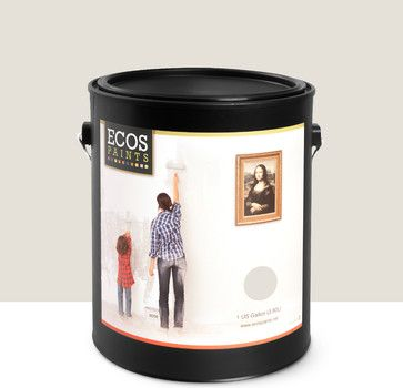 Eggshell Wall Paint, Gallon Can, Fresh Beige - modern - Paints Stains And Glazes - Imperial Paints